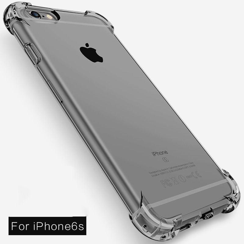 various colors 9a58d b479e Vaku ® Apple iPhone 7 Plus / 8 Plus Gorilla Glass Unbreakable PureView  Series Anti-Drop 4-Corner 360° Protection Full Transparent TPU Back Cover