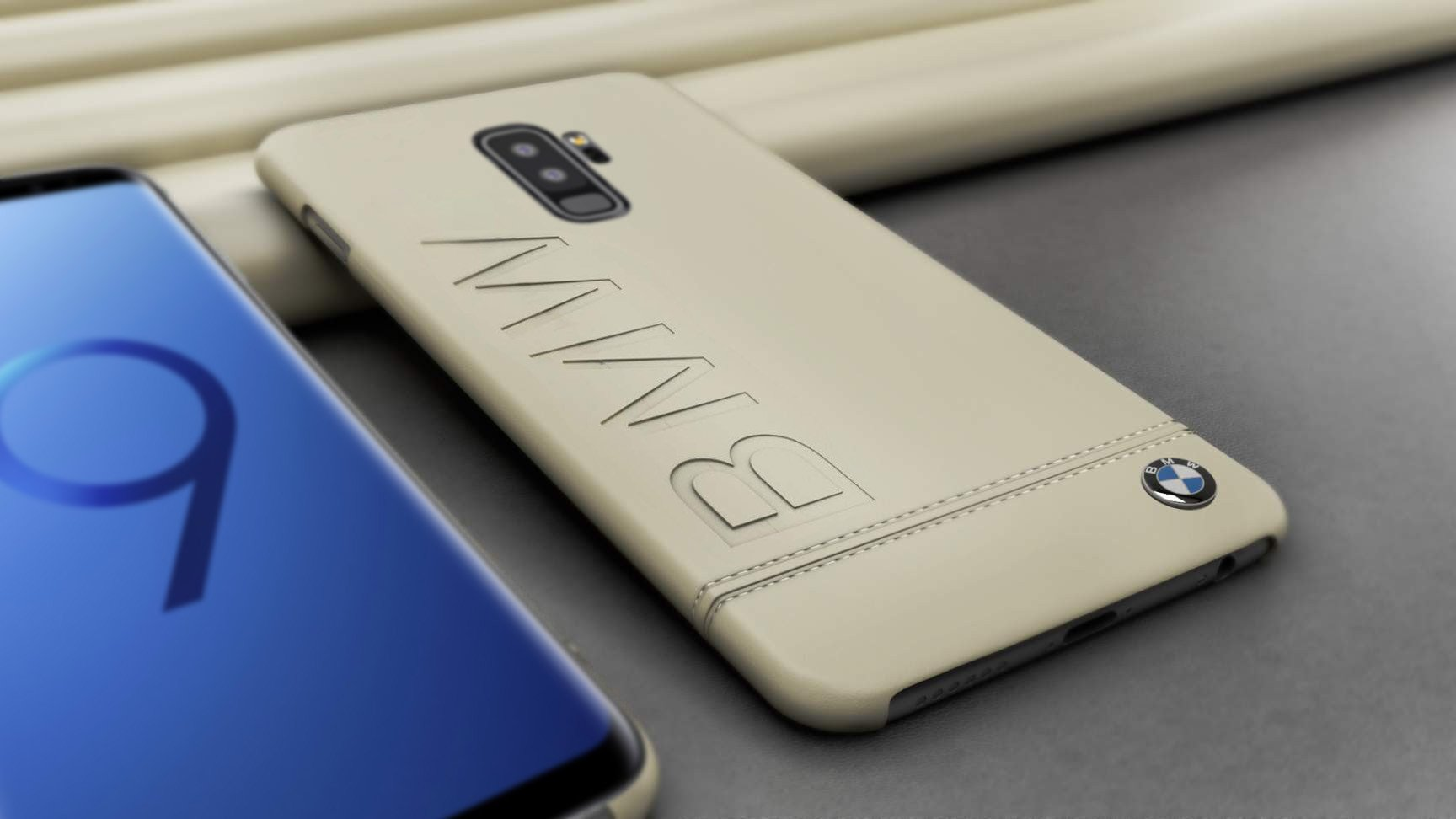 Bmw Official Website >> BMW ® Samsung S9 Plus Official Racing Leather Case Limited ...