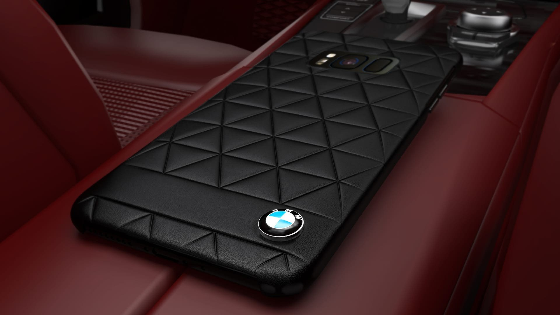 Bmw 174 Samsung S8 Official Superstar Zdrive Leather Case Limited Edition Back Cover Screen