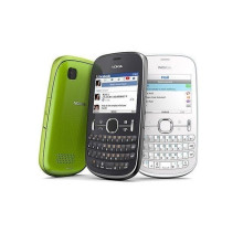 Ortel ® Nokia Asha 200 Screen guard / protector