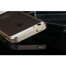 FashionCASE ® Apple iPhone 5 / 5S / SE Premium Aluminium Bumper Case / Cover