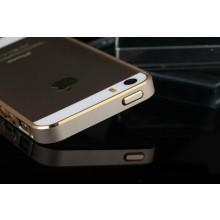 FashionCASE ® Apple iPhone 5 / 5S / SE Premium Aluminium Bumper Case / Cover