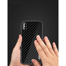 G-case ® Apple iPhone XS Max True Carbon Fiber Shield Series