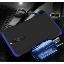 FCK ® Huawei Honor 9i 5-in-1 360 Series PC Case Dual-Colour Finish Ultra-thin Slim Front Case + Back Cover