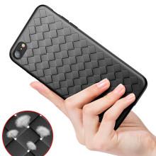 Vaku ® Apple iPhone 6 / 6S WeaveNet Series Cross-Knitt Heat-Dissipation Edition Ultra-Thin TPU Back Cover