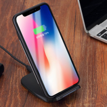 Rock ® W3 Quick wireless Fireproof ABS + PC + Fabric + Aluminum Charger