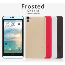 Nillkin ® HTC Desire 826 Super Frosted Shield Dotted Anti-Slip Grip PC Back Cover