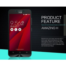 Dr. Vaku ® Asus Zenfone 6 Ultra-thin 0.2mm 2.5D Curved Edge Tempered Glass Screen Protector Transparent