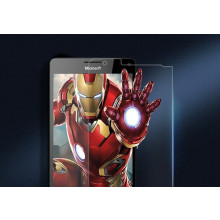 Dr. Vaku ® Microsoft Lumia 950 XL Ultra-thin 0.2mm 2.5D Curved Edge Tempered Glass Screen Protector Transparent