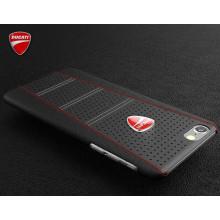 Ducati ® Apple iPhone 7 SCRAMBLER Series Genuine Leather Back Cover