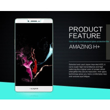 Dr. Vaku ® Oppo R7 Plus Ultra-thin 0.2mm 2.5D Curved Edge Tempered Glass Screen Protector Transparent