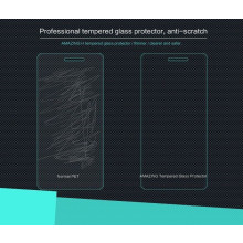 Dr. Vaku ® Oppo Find 5 Ultra-thin 0.2mm 2.5D Curved Edge Tempered Glass Screen Protector Transparent