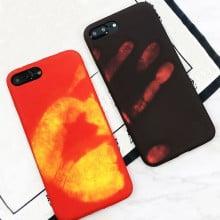 Vaku ® Vivo V5 / V5s Volcano Fire Series Hot-Color Changing Infinite Thermal Sensing Technology Back Cover