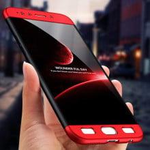FCK ® VIVO V5 / V5s 5-IN-1 360 Series Silicon Case Dual-Colour Finish Ultra-thin Slim Front Case + Back Cover