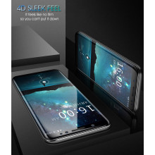 Dr. Vaku ® Samsung Galaxy Note Edge Ultra-thin 0.2mm 2.5D + 3D Curved Edge Tempered Glass Screen Protector