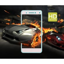 Dr. Vaku ® Lenovo Vibe S1 Ultra-thin 0.2mm 2.5D Curved Edge Tempered Glass Screen Protector Transparent