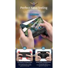 USAMS ® Dual Cooling Fan Phone Gamepad with 1200 mAh inbuilt Power Bank