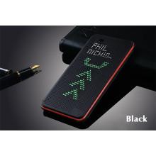 DotView ™ HTC E8 Dot View LED Case Flip Cover