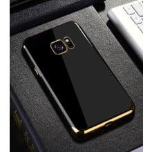 Vaku ® Samsung Galaxy S6 Edge ALTRIM Series Ultra-thin Electroplating TPU Case