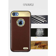 Vaku ® Apple iPhone 6 / 6S Ultra-thin Versace patterned Logo Display Back Cover