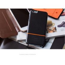 Kajsa ® Apple iPhone 6 Plus / 6S Plus Preppie Cowhide Ultra-thin Protective Case Back Cover