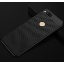 Vaku ® Huawei Honor 7X Perforated Series Heat Dissipation Ultra-Thin PC Back Cover