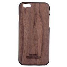 Beckberg ® Apple iPhone 6 Plus / 6S Plus Rainforest Wood Series Protective Case Back Cover