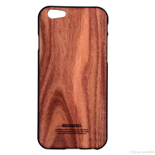 Beckberg ® Apple iPhone 6 / 6S Rainforest Wood Series Protective Case Back Cover