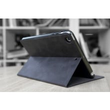Rock ® Apple iPad Air 2 Rotate Series 360 Rotating Smart Awakening with Stand Retro Leather Flip Cover