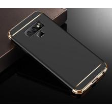 Vaku ® Samsung Galaxy Note 9 Ling Series Ultra-thin Metal Electroplating Splicing PC Back Cover