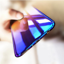 Vaku ® Vivo V5 / V5s Infinity Series with UV Colour Shine Transparent Full Display PC Back Cover