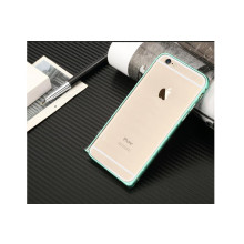 Totu ® Apple iPhone 6 / 6S Bamboo Design Mellow Aluminium Bumper Case / Cover
