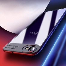 Vaku ® VIVO Y69 Kowloon Series Top Quality Soft Silicone 4 Frames + Ultra-Thin Transparent Cover