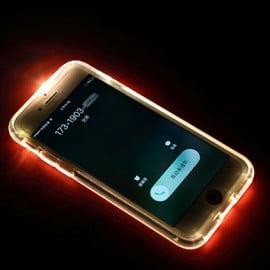 FashionCASE ® Xiaomi Mi 2S LED Light Tube Flash Lightening Case Back Cover