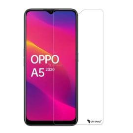 Dr. Vaku ® Oppo A5 2020 / A9 2020 2.5D Ultra-Strong Ultra-Clear Full Screen Tempered Glass-Transparent