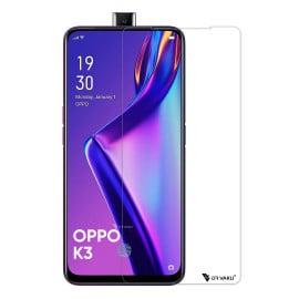 Dr. Vaku ® Oppo K3 2.5D Ultra-Strong Ultra-Clear Full Screen Tempered Glass-Transparent