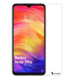 Dr. Vaku ® Xiaomi Redmi Note 7 Pro / Note 7S 2.5D Ultra-Strong Ultra-Clear Full Screen Tempered Glass-Transparent