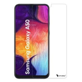 Dr. Vaku ® Samsung Galaxy A50 2.5D Ultra-Strong Ultra-Clear Full Screen Tempered Glass-Transparent