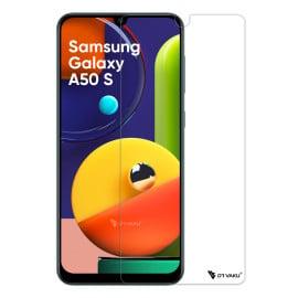 Dr. Vaku ® Samsung Galaxy A50s 2.5D Ultra-Strong Ultra-Clear Full Screen Tempered Glass-Transparent