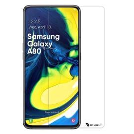 Dr. Vaku ® Samsung Galaxy A80 2.5D Ultra-Strong Ultra-Clear Full Screen Tempered Glass-Transparent