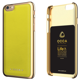 Occa ® Apple iPhone 6 / 6S Absolute Series Back Cover