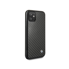 BMW ® Apple iPhone 11 Carbon Fiber Back cover