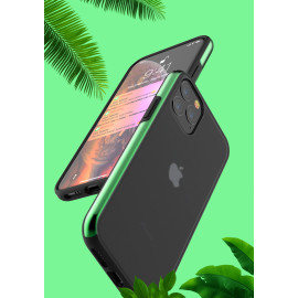 Luxos ® Apple iPhone 11 Pro Amor Shock-Proof Case with additional Matte Bumper Back Cover