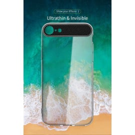 Rock ® Apple iPhone SE 2020  Ace Series Ultra-Clear Transparent View Minimalist Design Back Cover