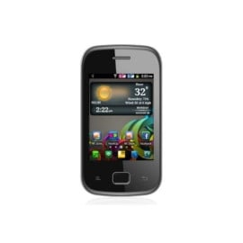 Ortel ® Micromax A25 / Smarty Screen guard / protector