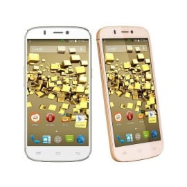 Ortel ® Micromax A300 / Gold Screen guard / protector