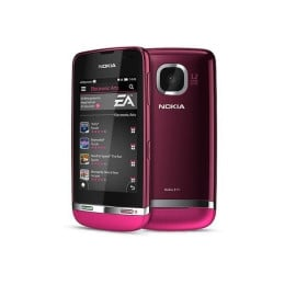 Ortel ® Nokia Asha 311 Screen guard / protector