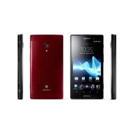 Ortel ® Sony Lt28I / Xperia Ion Screen guard / protector