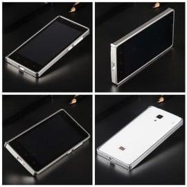 FashionCASE ® Xiaomi Redmi Note Premium Aluminium Bumper Case / Cover