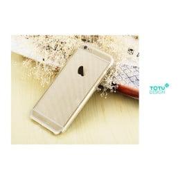 Totu ® Apple iPhone 6 / 6S Dotted Flexible Grip TPU Case